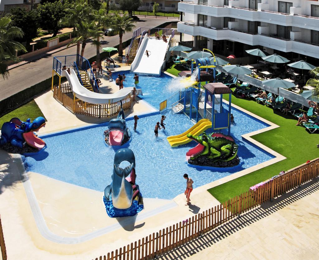 FAMILY LIFE Mallorca Mar - Splash Park