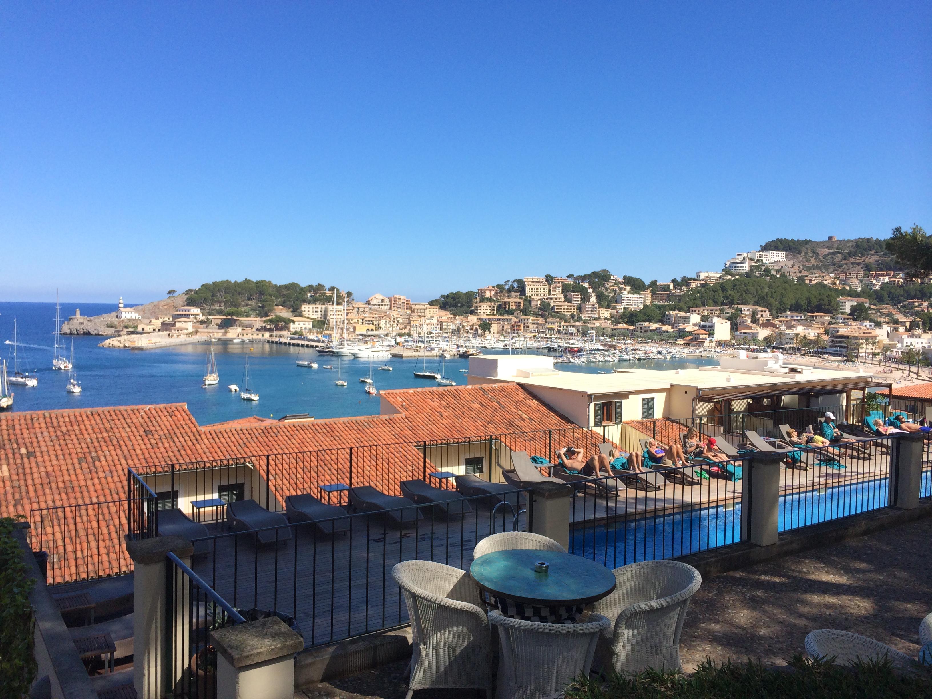 Unser Lieblingshotel In Mallorca Hotel Esplendido In Puerto De