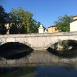 Die Brücke in Portogruaro
